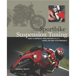 Sportbike Suspension Tuning Book - Drag Specialties Valve Stem For .24