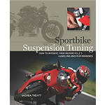 Sportbike Suspension Tuning Book - David Bull Publishing Dirt Bike Products