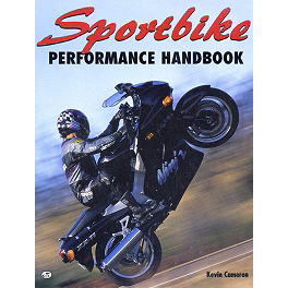 Sportbike Performance Handbook - Icon 1000 Royal Lagoon T-Shirt