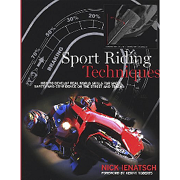 Sport Riding Technique Book - A Twist Of The Wrist 2 DVD