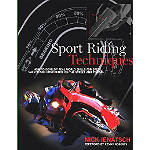 Sport Riding Technique Book - David Bull Publishing Motorcycle Products