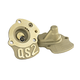 Boyesen Quick Shot 2 Accelerator Pump Cover - 2004 Suzuki RMZ250 Boyesen Supercooler Water Pump Kit