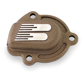 Boyesen Quickshot Accelerator Pump Cover - 2009 Honda CRF250R Boyesen Supercooler Water Pump Kit