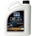 Bel-Ray 20W50 EXL 4 Stroke Engine Oil - 4 Liter - Belray Motorcycle Tools and Maintenance