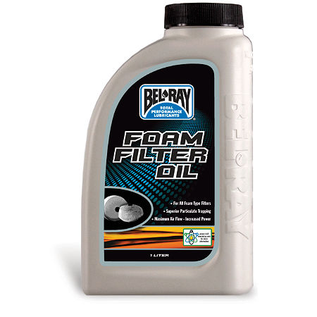 Bel-Ray Foam Filter Oil - 1 Liter - Main