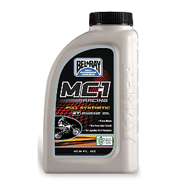 Bel-Ray MC-1 2-Stroke Oil - 12.8oz - Bel-Ray H1R Synthetic 2-Stroke Oil - 1 Liter