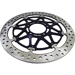 Brembo HPK T-Drive Front Brake Rotors - 310mm - Brembo HPK Supersport Front Brake Rotor With 5mm Spacer Kit Combo