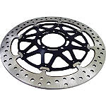 Brembo HPK T-Drive Front Brake Rotors - 310mm -  Motorcycle Brakes