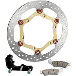 Brembo HPK Offroad Oversize Front Brake Rotor Kit - Brembo Dirt Bike Dirt Bike Parts