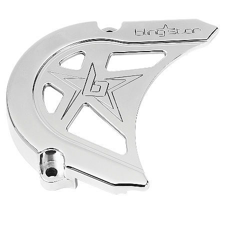 Blingstar Case Saver Cover - Polished Aluminum - Main