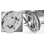 Blingstar Dual Sprocket Guards - Blingstar Dirt Bike Products