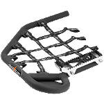 Blingstar Factory Nerf Bars - Textured Black - Blingstar Dirt Bike ATV Parts