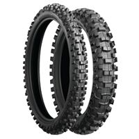 Bridgestone M204 Rear Tire - 100/90-19