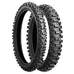 Bridgestone M204 Rear Tire - 100/90-19 - Bridgestone Dirt Bike Dirt Bike Parts
