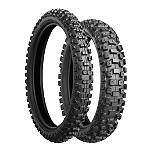 Bridgestone M604 Rear Tire - 100/90-19 - Kawasaki KX125 Dirt Bike Tires