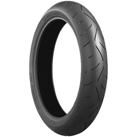 Bridgestone Battlax BT003RS Front Tire - 120/60ZR17 - Main