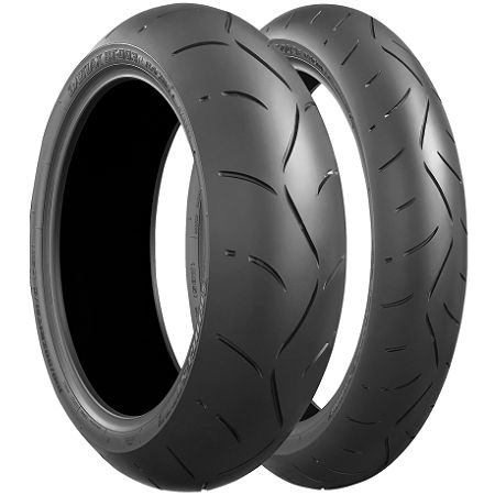 Bridgestone Battlax BT003RS Tire Combo - Main