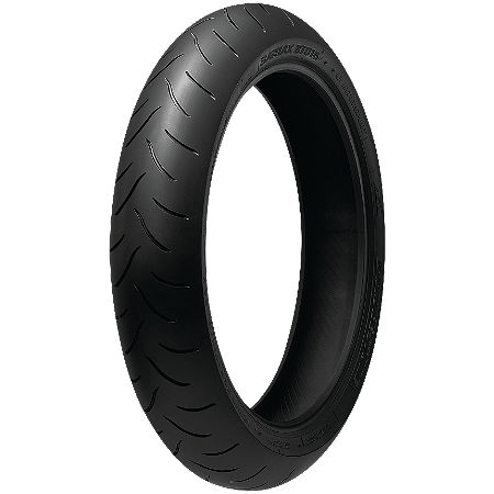 Bridgestone Battlax BT016 Front Tire - 120/60ZR17 - Main