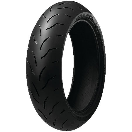 Bridgestone Battlax BT016 Rear Tire - 170/60ZR17 - Main