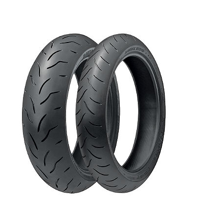 Bridgestone BT016 Tire Combo - Main