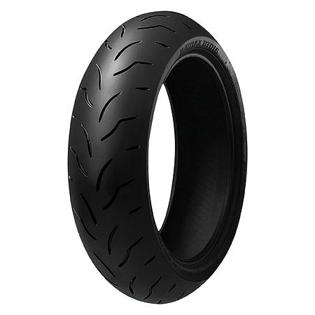 Bridgestone Battlax BT016PRO Rear Tire - 190/50ZR17 - Main