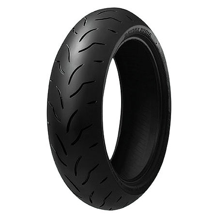 Bridgestone Battlax BT016PRO Rear Tire - 190/55ZR17 - Main
