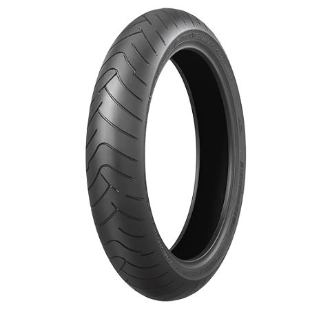 Bridgestone Battlax BT023 GT Front Tire - 120/70ZR17 - Main