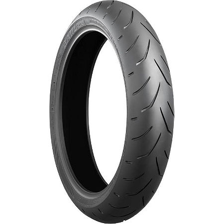 Bridgestone Battlax Hypersport S20 Front Tire - 120/70ZR17 - Main