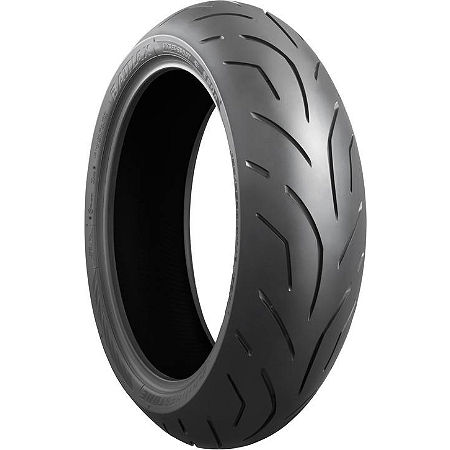 Bridgestone Battlax Hypersport S20 Rear Tire - 170/60ZR17 - Main