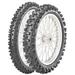 Bridgestone 125/250F Tire Combo - Kawasaki KDX200 Dirt Bike Tires