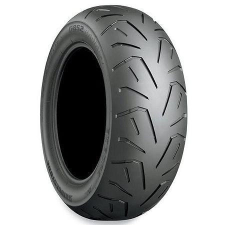 Bridgestone Exedra Max Radial Rear Tire 190/60R-17 - Main