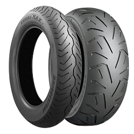 Bridgestone Exedra Max Tire Combo - Michelin Commander II Tire Combo