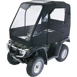 Classic Accessories ATV Cabin - Black - Classic Accessories ATV Cabin - Camo