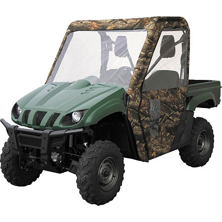 Classic Accessories UTV Cab Enclosure - Camo - Main