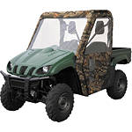 Classic Accessories UTV Cab Enclosure - Camo - Utility ATV Covers and Roofs