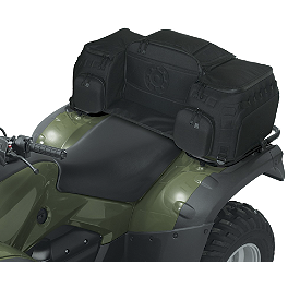 Classic Accessories Quad Gear Molded Evolution Rear Cargo Bag - Classic Accessories UTV Double Rifle Case - Camo