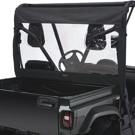 Classic Accessories UTV Rear Window - Black - Main