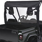 Classic Accessories UTV Rear Window - Black - Utility ATV Wind Shields