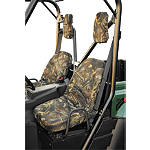 Classic Accessories UTV Seat Covers - Camo - Dirt Bike Seats and Backrests