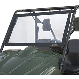 Classic Accessories UTV Windshield - Classic Accessories UTV Rear Window - Black