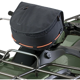 Classic Accessories Quad Gear Extreme Handlebar Bag - Classic Accessories UTV Double Rifle Case - Camo
