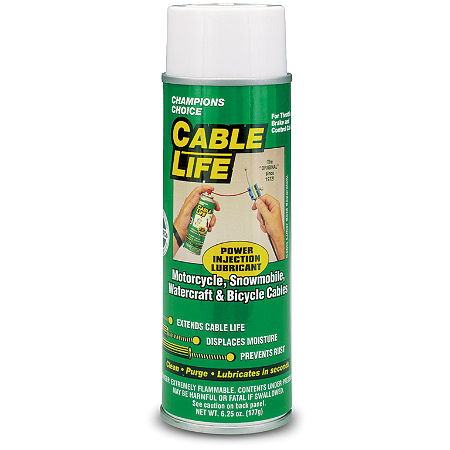 Cable Lubricant - 6.25oz - Main