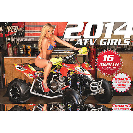 2014 ATV Girls Calendar - Main