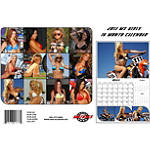 Moto365 2013 MX Girls Calendar - Moto365 Dirt Bike Products