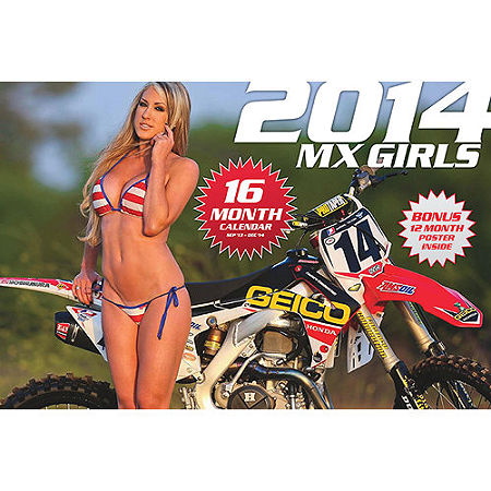 2014 MX Girls Calendar - Main