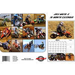 Moto365 2013 Moto-X Calendar - Motorcycle Collectibles