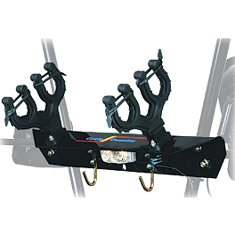 Cycle Country UTV Gun Rack - 2013 Yamaha GRIZZLY 550 4X4 POWER STEERING Cycle Country Bearforce Pro Series Plow Combo
