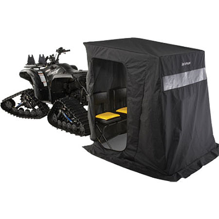 Cycle Country Ice Captain One Seater Ice Shelter - Main