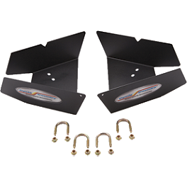 Cycle Country CV Joint Protectors - Front - 2010 Polaris SPORTSMAN XP 850 EFI 4X4 Moose CV Boot Guards - Front