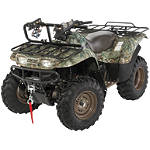 Cycle Country High Bar Frame With Rod Locker - Cycle Country Utility ATV Racks and Luggage